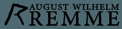 August Wilhelm Remme Logo